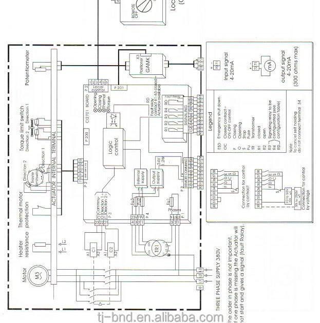 Clear plastic tubing: Bernard actuator wiring diagram