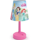 Philips Disney Princess Castle Pink Table Lamp