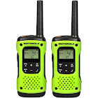 Motorola Talkabout T600 H2O 35-mile Two-way Radio Pair - Green - FRS/GMRS - 462-467 MHz - 7 NOAA Channels - Waterproof