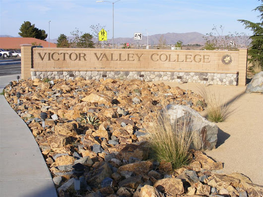 Candidate Debate at Victor Valley College - Richard Bunck for Town Council
