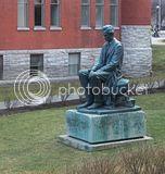 Abraham Lincoln statue, Syracuse University