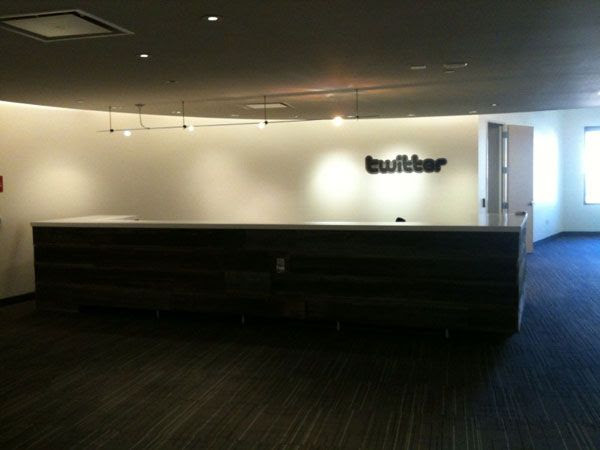 twitter new offices0 Twitters New Headquarters in San Francisco