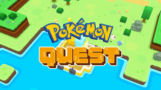 Pokémon Quest ya disponible para descarga en celulares