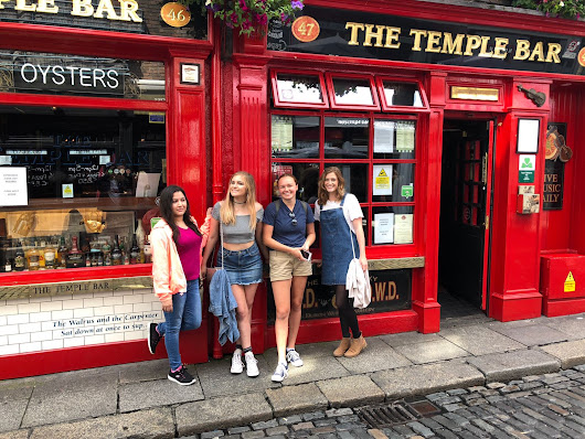 Seven reasons why Dublin is the perfect place to do an internship abroad