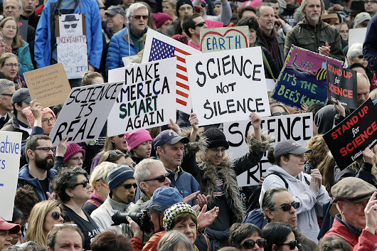 US scientists voice fears over how science will fare under Trump