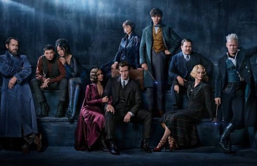 First Look at the FANTASTIC BEASTS: THE CRIMES OF GRINDELWALD | FizX