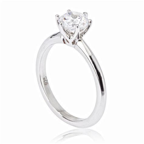 Simple Diamond Engagement Rings   Diamondstud