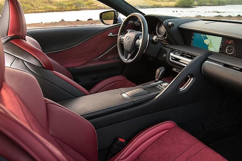 Car Interior Alcantara