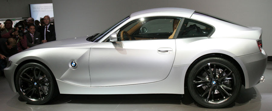 2007 BMW Z4 and Z4 M Coupe - 2007 New Cars - Automobile ...