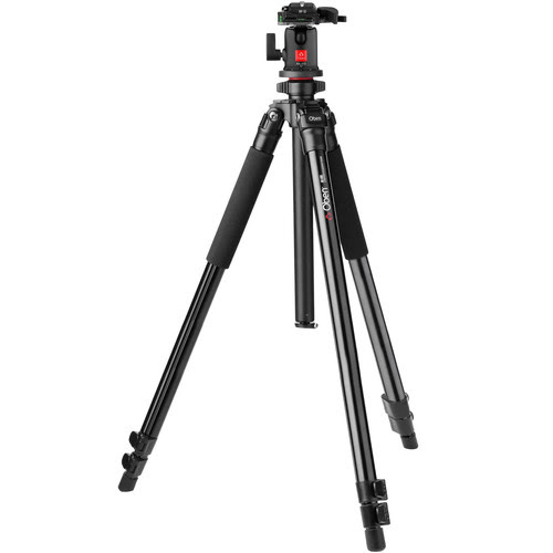 Deal: Oben Aluminum Tripod w/Ball Head