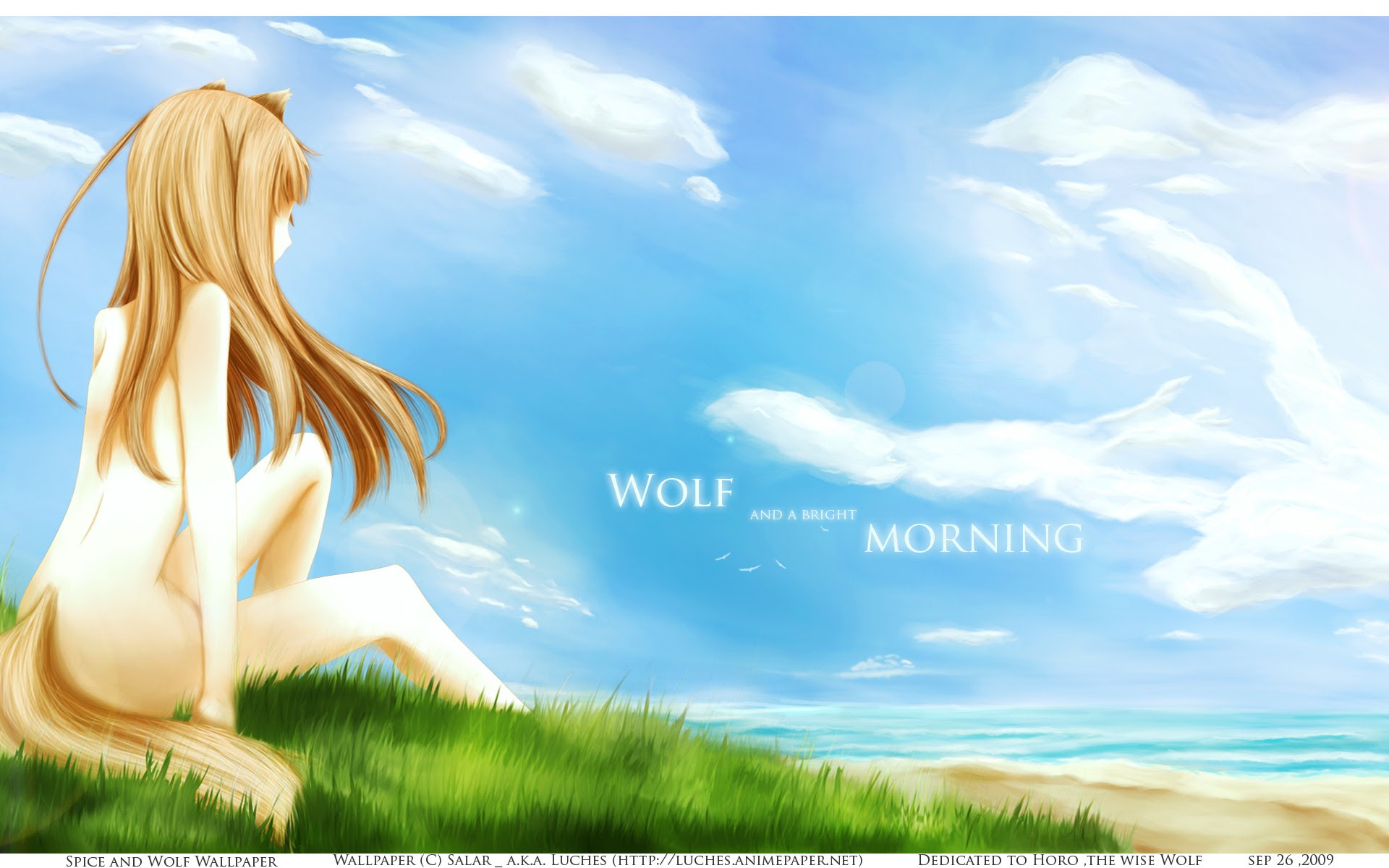 Spice And Wolf Hd Wallpapers 18 1920x1200 Wallpaper Download