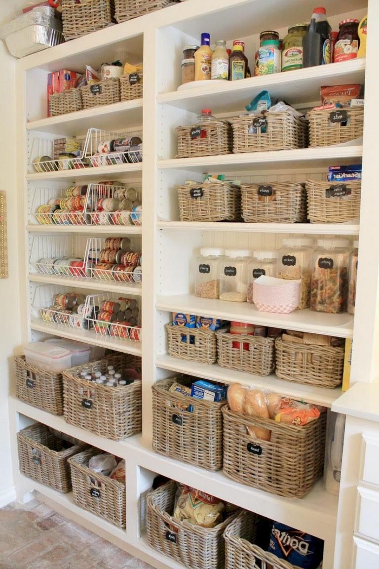 45+ Creative Kitchen Cabinet Organization Ideas - Page 9 of 48