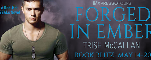 Forged in Ember Excerpt & Giveaway!