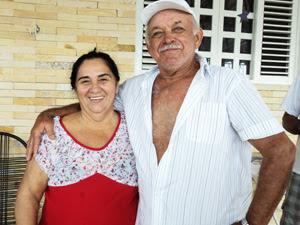 Caminhoneiro tem sete filhas na Paraíba (Foto: Arquivo pessoal)