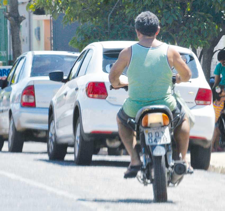 Resultado de imagem para Motociclista não tem punição