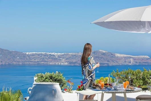 absolutely beautiful. - Review of Mill Houses Elegant Suites, Firostefani, Greece - TripAdvisor