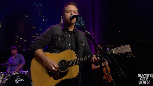 "Watch now: Austin City Limits | Jason Isbell on Austin City Limits ""Cover Me Up"" 