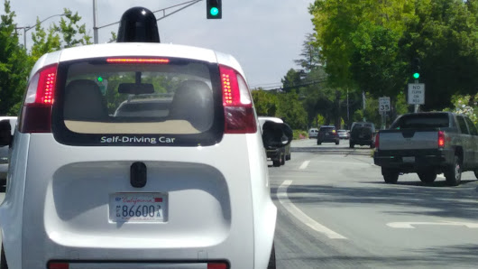 Google Scaled Back Self-Driving Car Ambitions