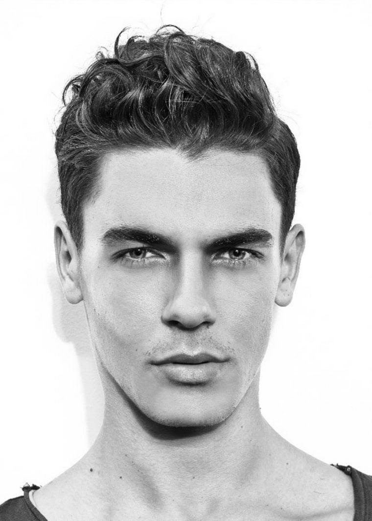 coupe de cheveux ondulés homme - susan manning blog