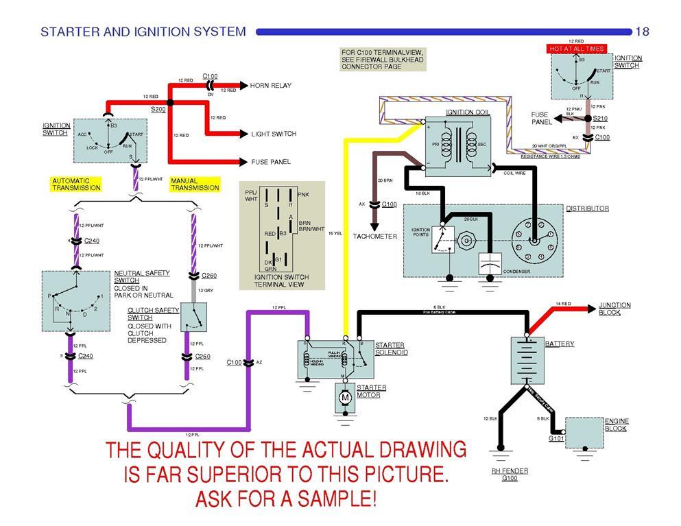 68 camaro wiring a starter  wiring diagrams database pipe