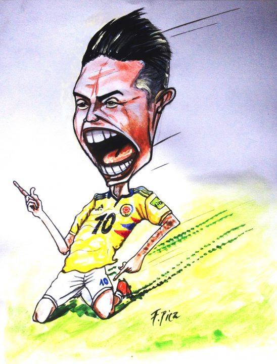Dibujemos Caricaturas Con Fernando Pica Colombia Más Positiva