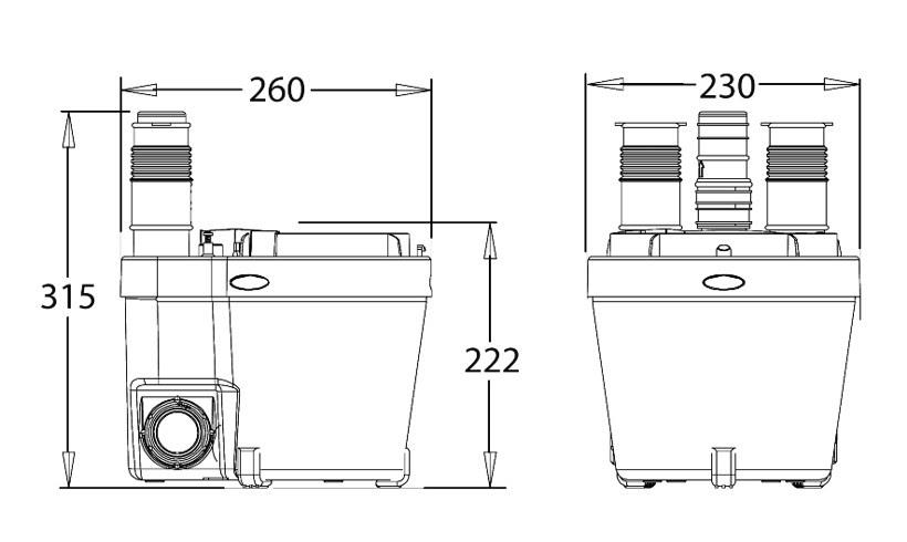 Watermatic Vd 110