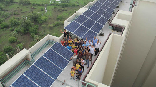 Mumbai housing society switches to solar power, saves Rs 2 lakh a month on electricity bills