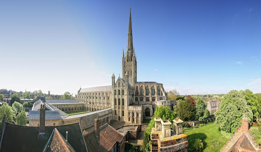 Norwich Cathedral | At the heart of the county of Norfolk & the Diocese of Norwich.