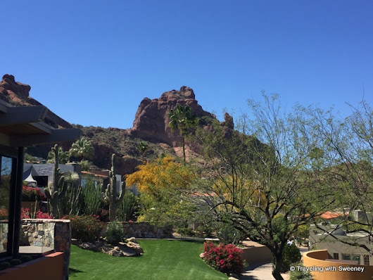 First Impressions: Sanctuary on Camelback Resort and Spa - Traveling with Sweeney