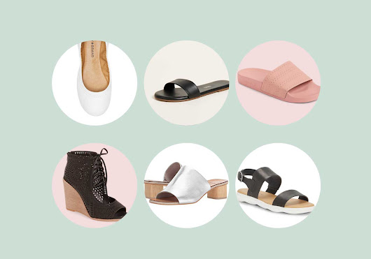 Cute & Practical Summer Shoes - kraft&mint blog