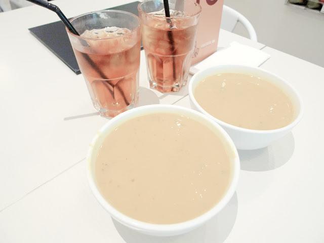 cedele soup drinks