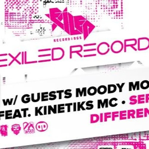 The Exiled Recordings Show w/ Special Guest Dj Seven and Kinetiks MC 9-18-16 by Exiled RecordingsUS