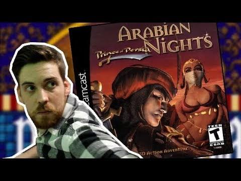 Principe de Persia 3D | Dreamcast Review