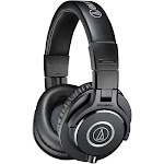 Audio-Technica ATH M40X Over-Ear Headphones