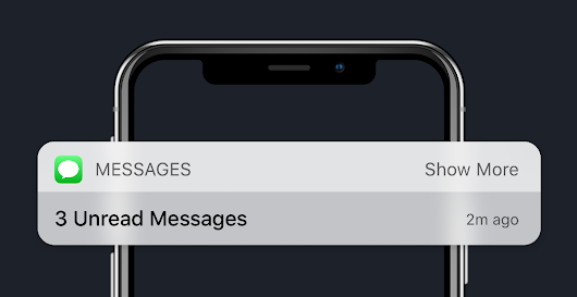 Designing a Better Notification Experience for iOS – Sandor Gyuris – Medium
