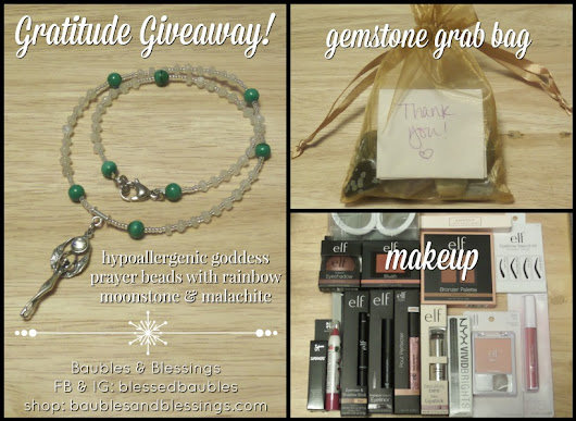 New giveaway & 50% off!