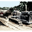 Logging in Africa with Cat® Dozers for Over 100 Years