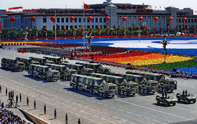 Does China Want A Nuclear Arms Race?