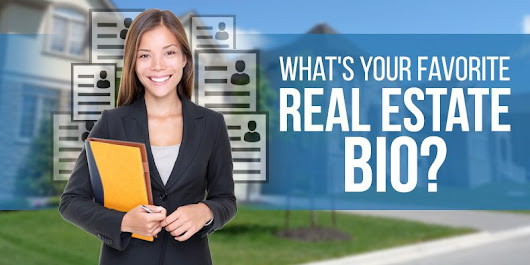 Real Estate Bio: 25 Examples from the Pros