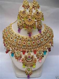 Image Search Results for bollywood jewelry india