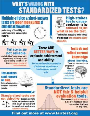 How Well do Standardized Tests Measure a Student's Ability ...