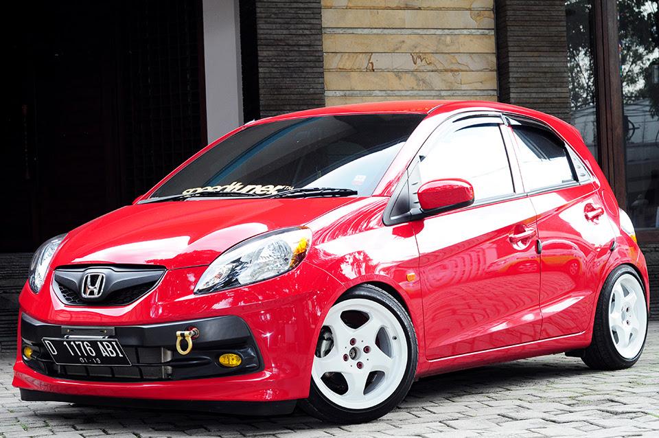 36+ Mobil Honda Brio Warna Merah, Paling Trend!