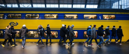Dutch trains now all powered by wind energy