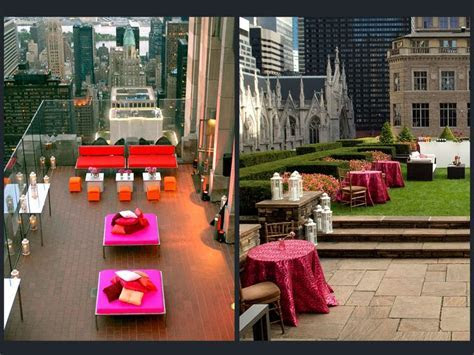Rockefeller Center Private Event Venues in New York City