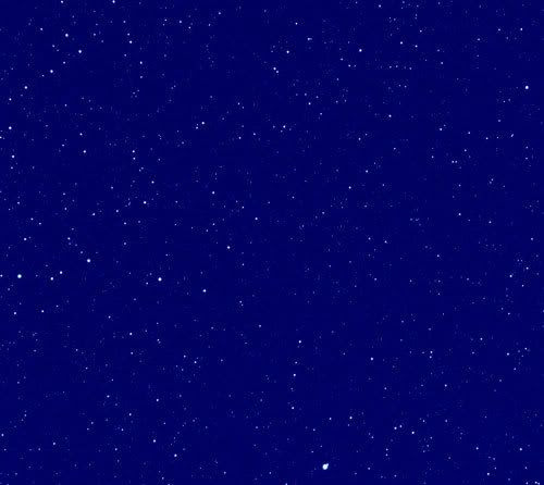 An image of a star field that was taken by Dawn's Framing Camera on October 18, 2007.