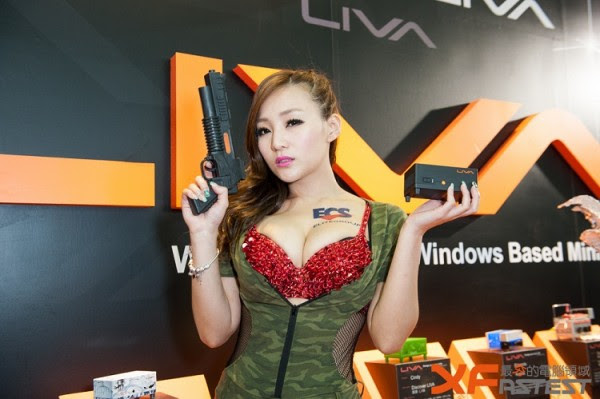 Booth Babes Computex 2014 (46)