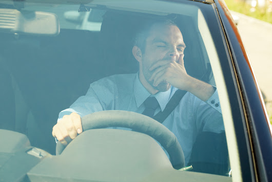 Driving with a sleep condition more dangerous than drink-driving | adinews