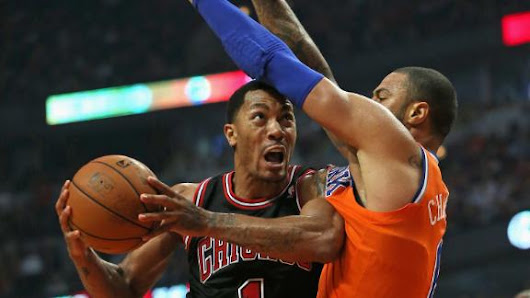 Rose tallies winner vs. Knicks