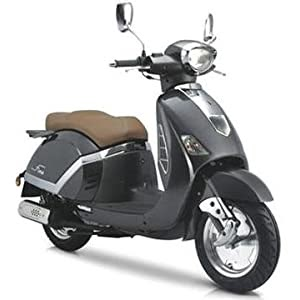 vespa roller motorroller scooter fino wie lambretta. Black Bedroom Furniture Sets. Home Design Ideas