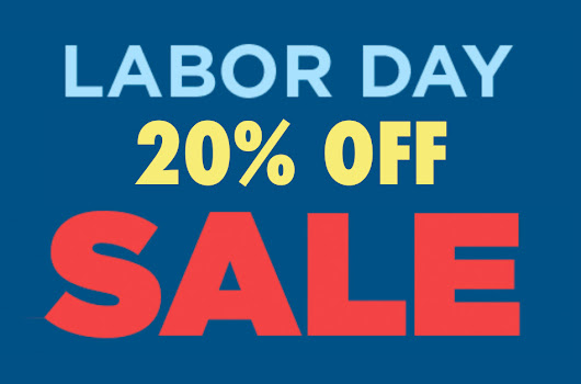 WordPress Labor Day Sale on all WordPress Themes
